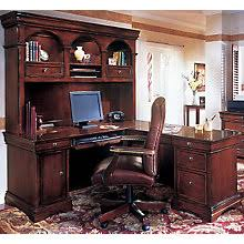 LDesks With Hutch  OfficeFurniturecom