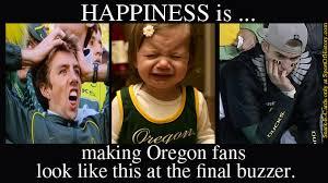 Oregon Ducks Meme - snark e card oregon ducks pac12 sport of history