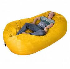 giant bean bag chairs huge bean bag couch amp floor pillows