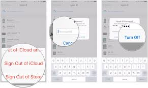 icloud sign in on android how to change the apple id on your iphone or imore