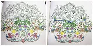 secret garden joy colouring books blog