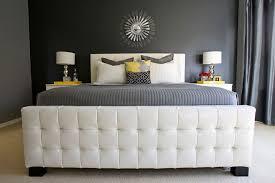 deco chambre grise deco chambre gris et jaune 6 lzzy co