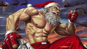 santa claus santa claus the most powerful marvel mutant and sundry
