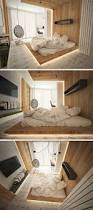 highlight your bed with a floor to ceiling headboard and hidden