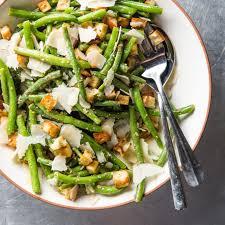 caesar green bean salad cook u0027s country
