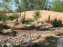 desert landscaping ideas for front yard outdoors home ideas