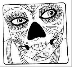 amazing dia de los muertos women coloring pages with wonder woman