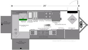 bbq food trailer 20 foot eventer pro plan 1 montana trailer