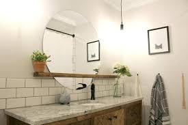 Bathroom Mirrors With Shelf Rustic Bathroom Mirrors Cabin Place Rustic Bathroom Mirrors Rustic