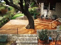Tree Ideas For Backyard Best 25 Deck Around Trees Ideas On Pinterest Tree Deck Tree