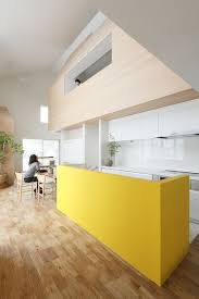 yellow kitchen islands 27 yellow kitchen decor ideas to raise your mood digsdigs
