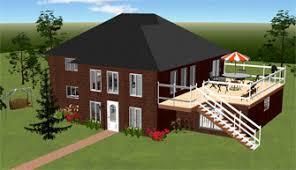 Download Home Design Software Free 3D House and Landscape Design