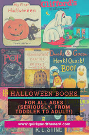 Vintage Halloween Books by Halloween Books For All Ages Quirky And The Nerd