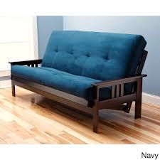queen futon sofa bed somette monterey queen size futon sofa bed with suede innerspring