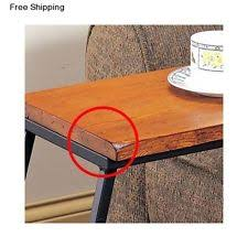 slide under sofa snack table ebay