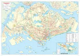 Singapore Map World by Mapsherpa Hema Maps