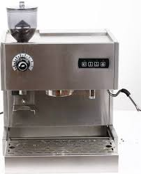 commercial espresso maker online shop semi automatic commercial thermo block dual system