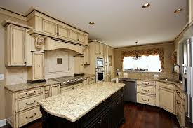 Remedel White Kitchen Cabinets With Glaze  Decor Trends   Steps - Kitchen cabinet glaze