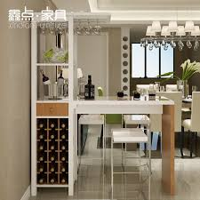 Home Bar Table Xin Point Home Bar Furniture Counter Cabinet Partition Versatile