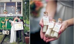 d co mariage vintage shooting d inspiration dans le tramway décoration vintage