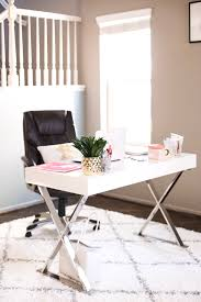 chic office decor where i shop for chic office decor new office reveal cubicle chic
