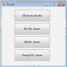 cara membuat koneksi database mysql menggunakan odbc vb net 2017 koneksi database mysql ms sql server postgresql and ms