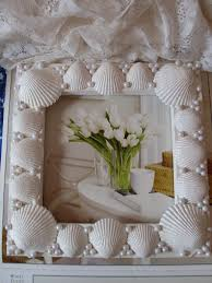 Home Interior Frames Ideas For Decorating With Seashells On A Budget Gallery To Ideas