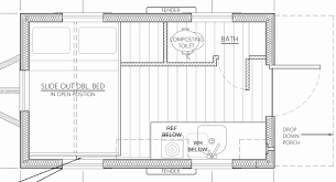 floor plans for tiny houses awesome 2d tiny house construction