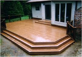 Laminated Timber Floor Backyards Wonderful Backyard Flooring Ideas Backyard Design
