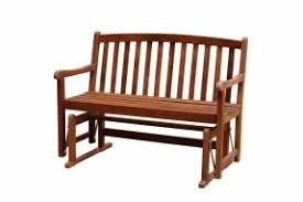 Free Wood Glider Bench Plans by Glider Benches Foter