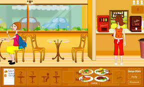 jeux de cuisine serveuse jeu de serveuse