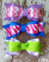 hair bow tie tie bows with and without tails the ribbon retreat