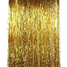 Gold Metallic Curtains Size Of Curtaingold Metallic Curtains Gold Fringe Style 8