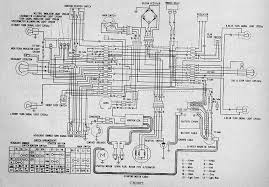 honda cb200 motorcycle wiring diagram all about wiring diagrams