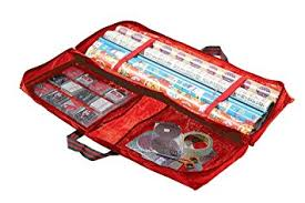 christmas wrap storage w2360 garland christmas or birthday gift wrap storage bag co