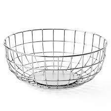menu norm wire fruit bowl chrome