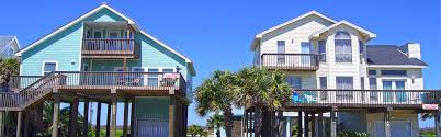 Cheap Beach House Rentals In Galveston by Galveston Beach Houses Rentals Home Decorating Interior Design