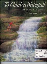 to climb a waterfall jean craighead george locker