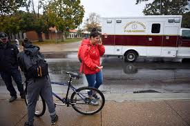 police siu student bicyclist ticketed after being hit by car on