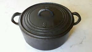 faitout et cuisine très ancienne marmite en fonte c a faitout cocotte cuisine