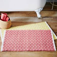 Jute Bath Mat West Elm Bath Rug Furniture Shop