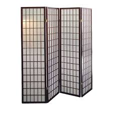 canvas room divider room dividers home accents the home depot