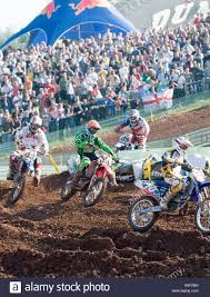 motocross race tracks crowd at a motocross race stock photo royalty free image
