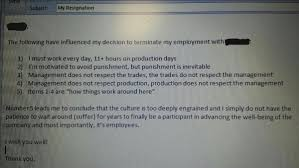 31 most funny resignation letters and videos that will make you