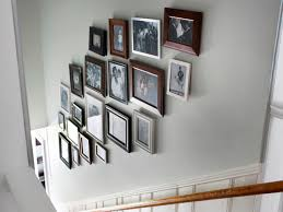 Wall Picture Frames by Create A Gallery Wall In A Stairwell Hgtv
