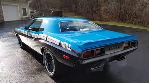 Dodge Challenger 1973 - 1973 dodge challenger f43 1 kissimmee 2017