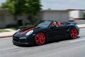 Porsche 911 Turbo - ninja style wheels come to the porsche 911 turbo s
