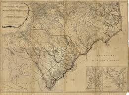 1775 Map Of Boston by Some Early Nc Maps
