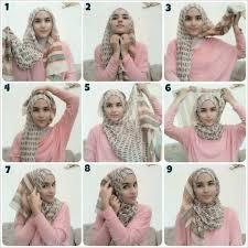 tutorial hijab segi empat paris simple hijab style tutorial home facebook