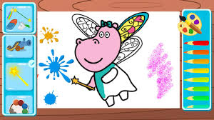 kids games coloring book android apps on google play